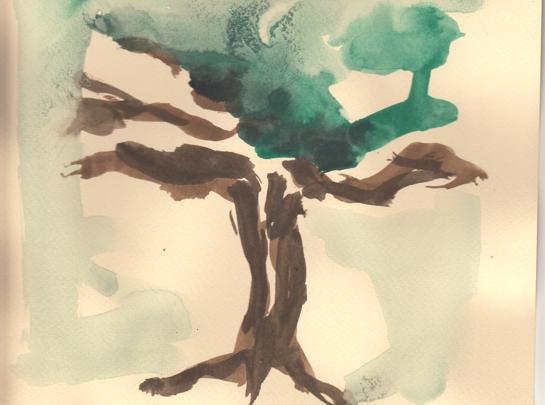 Ture Rangström Vinden och Trädet / The wind and the tree