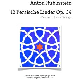 Cover Persische Lieder Op34-2